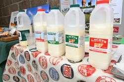 Milk tasting challenge