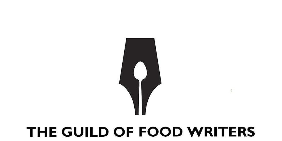 Guild of Food Writers Awards 2020 INVITATION