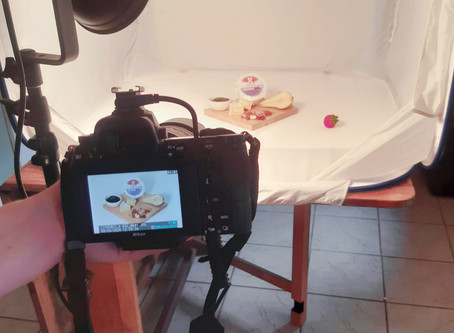 Guernsleigh Cheese Product Shoot