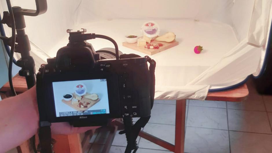 Guernsleigh Cheese Product Shoot
