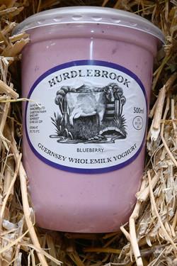 Hurdlebrook yogurt