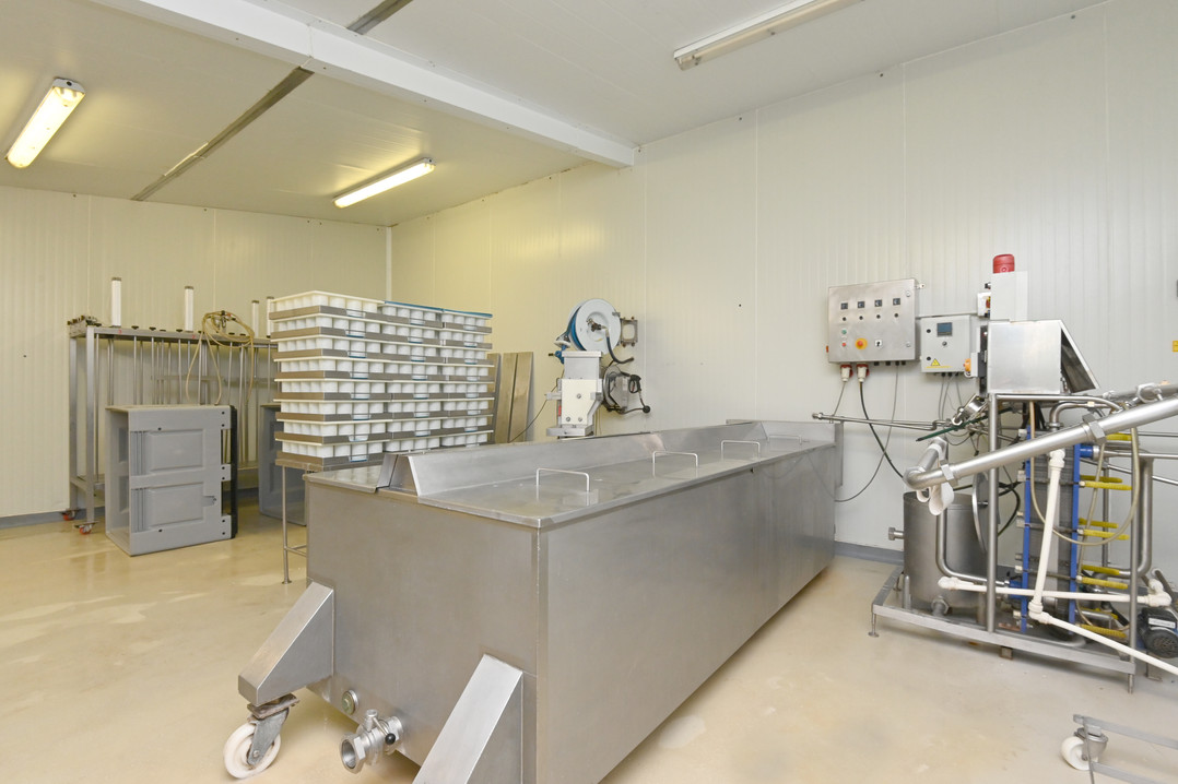 The Guernsleigh Cheese making Facility