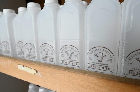 Bottles for filling