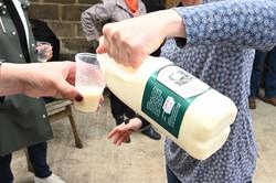 Hurdlebrook milk