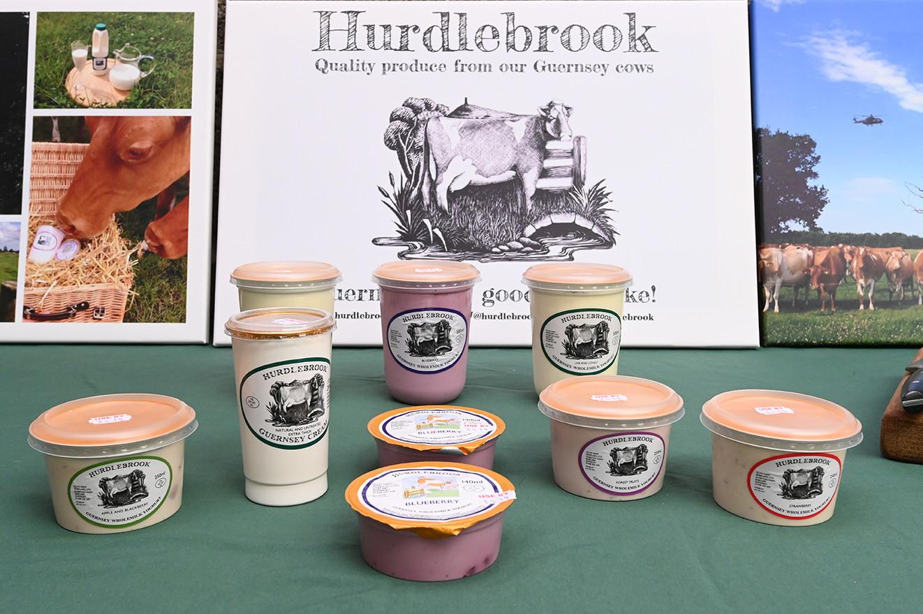 Hurdlebrook Yoghurts