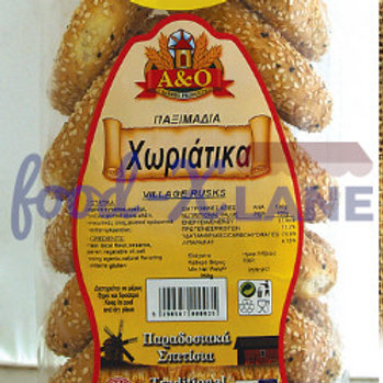 A&O Thin Traditional Bagels 300g