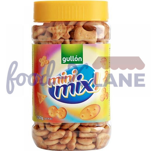 Gullon Mini mix biscuits 350gr