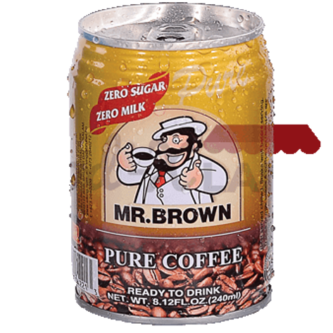 Mr.Brown Pure 1x250gr