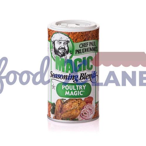 Chef Paul Magic Seasoning for Chicken 71gr (USA)