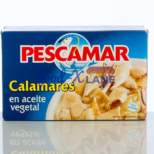 Pescamar Calamares in oil 111gr