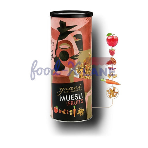 Graci Muesli with fruits 500gr