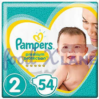 Pampers New Born Baby S2 54pcs