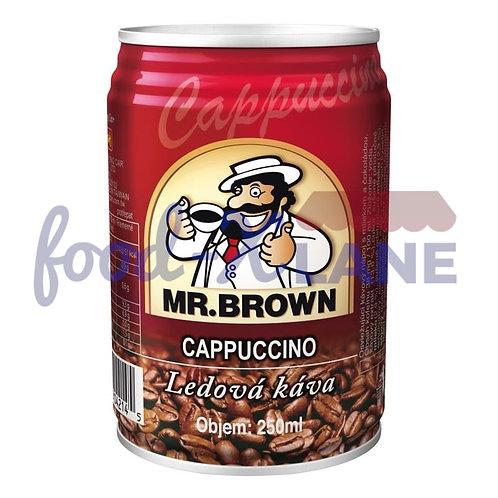 Mr Brown Cappucino 250ml