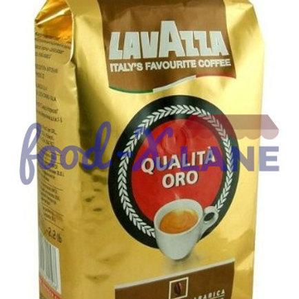 Lavazza Espresso Coffee Beans Arabica Oro 1kg