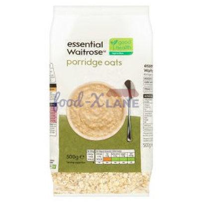 Waitrose Porridge Oats 500gr
