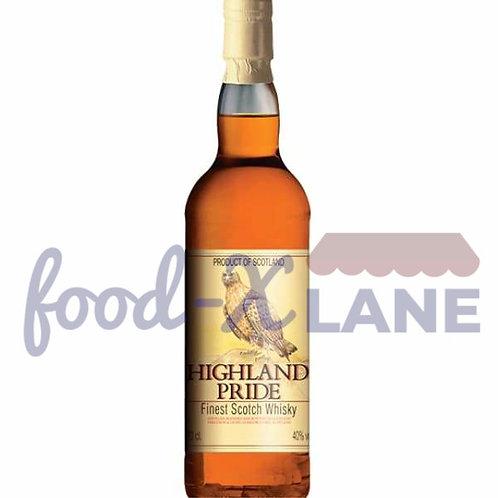 Highland Pride Whisky 70cl