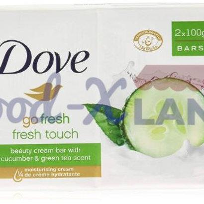 Dove Fresh Touch 2x100g