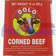 Dolo France Corned Beef  340gr