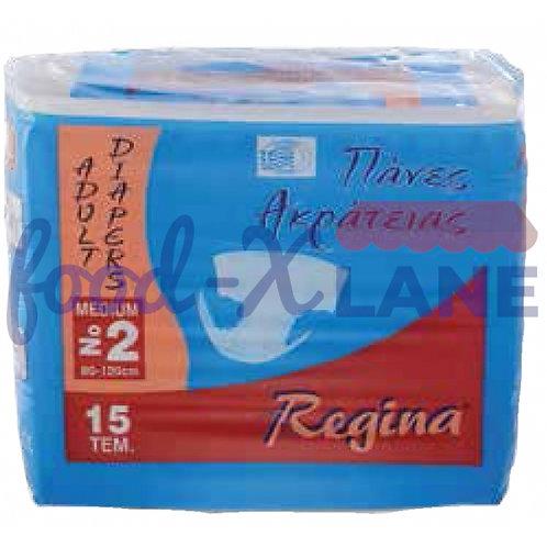 Regina Diapers for adults No2  1x15pcs