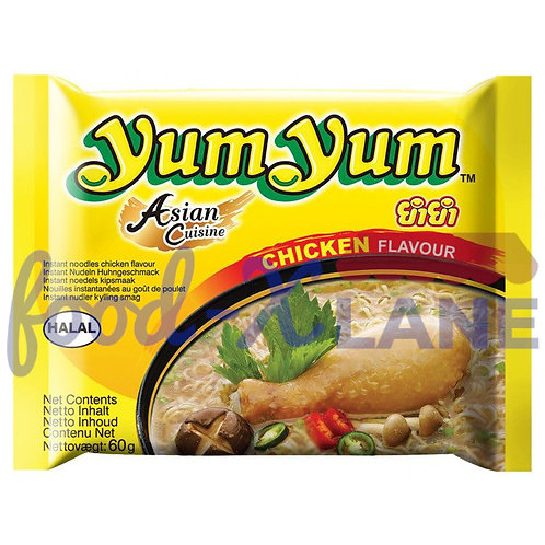Yum Yum Instant Νoodles Japanese Chicken Flavour 60gr