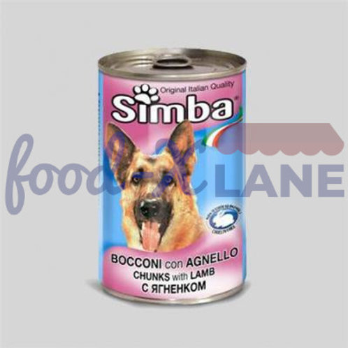 Simba Dog Food Lamb 415gr