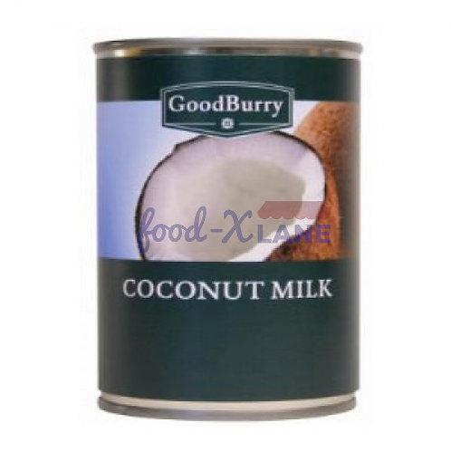 Goodburry Coconut milk 400gr(UK)
