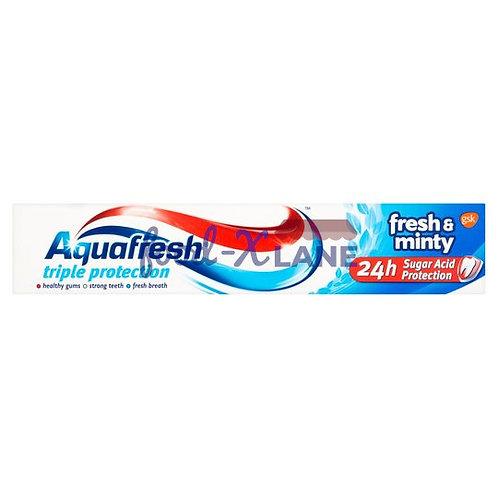 Aquafresh Toothpaste triple protection 75ml