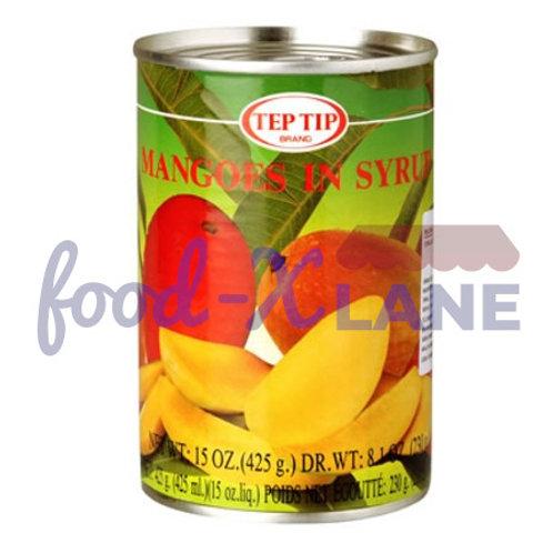 Teptip Mango slices in syrup 425gr