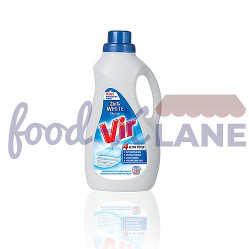 Vir Liquid Detergent White 2in1 1.3L