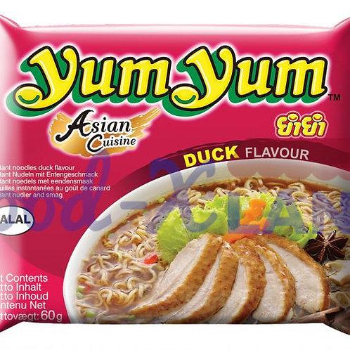 Yum Yum Instant Noodles Duck Flavour 60gr
