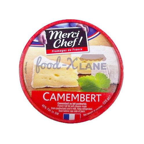 Merci Chef Camembert cheese 125gr