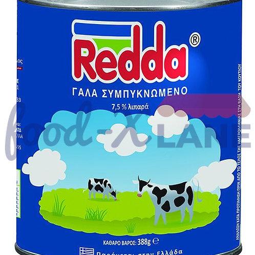 Redda Evaporated Condensed Milk 388gr