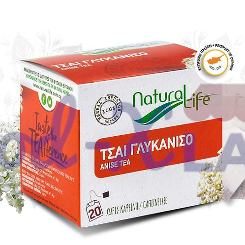 Natural life Anise tea 1x20s