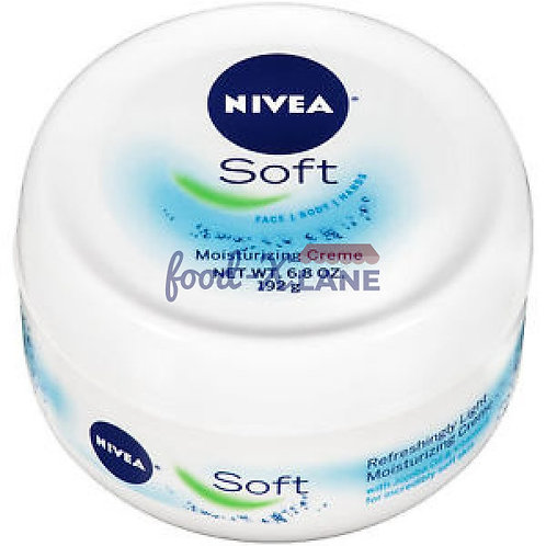 Nivea Skin Cream Soft 200ml