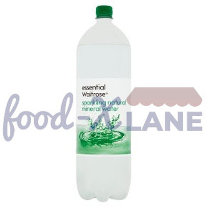 Waitrose Sparkling Mineral Water 500ml