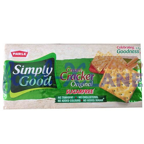 Parle Cream Crackers SugarFree 200gr