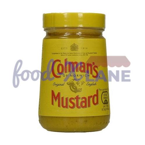 Colmans Savora mustard 170gr