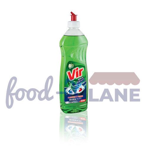 Vir Dish Liquid Green 1L
