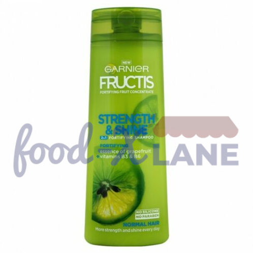 Fructis shampoo 400ml strenght&shine