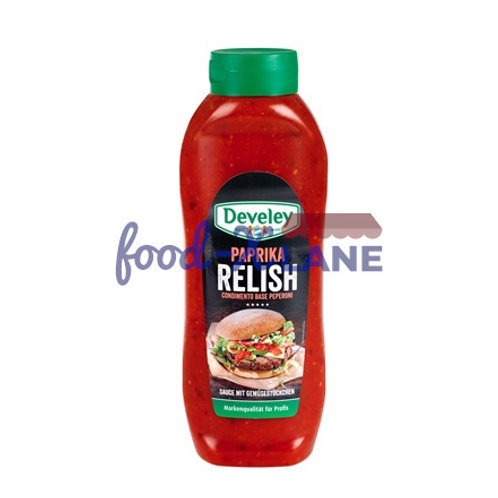 Develay Paprika Sauce 945gr