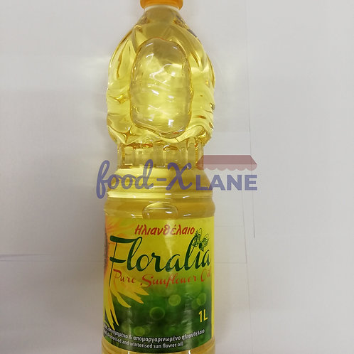 Floralia sunflower oil 1L
