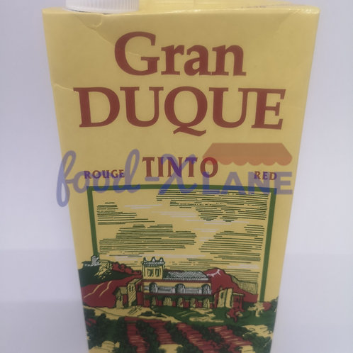 Gran Duque Red Wine 1L