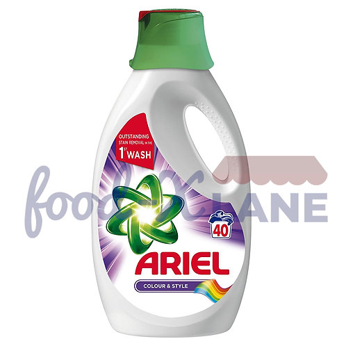 Ariel Liquid Detergent Colour 2.20L/40sc