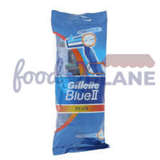 Gillette Blue II Razor 1x5 pc