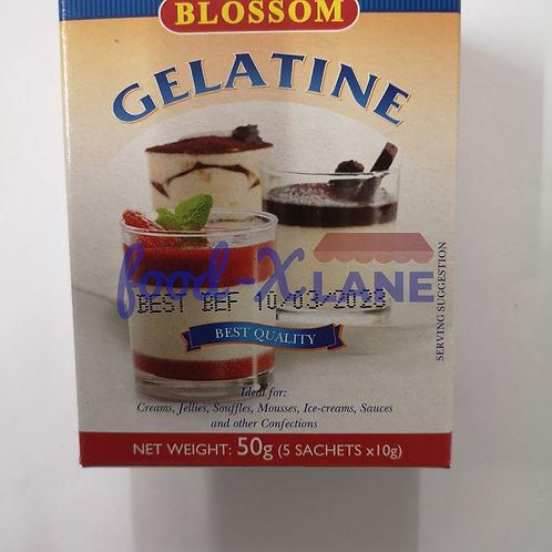 Blossom Gelatine Powder 5X10gr