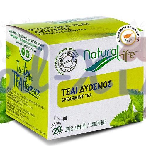 Natural Life Spearmint tea 1x20s
