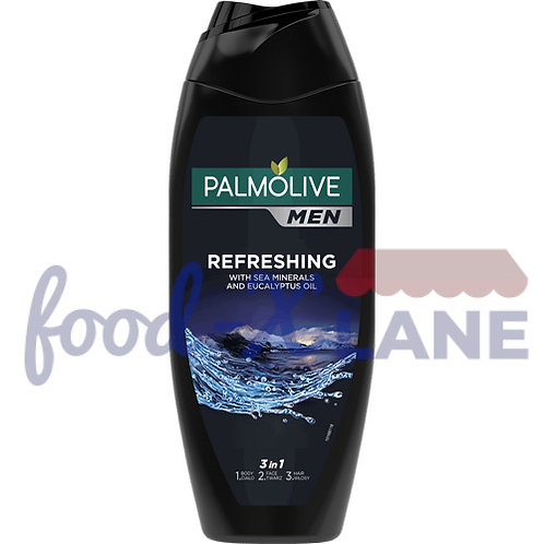 Palmolive Shower 250gr 3in1 body&hair
