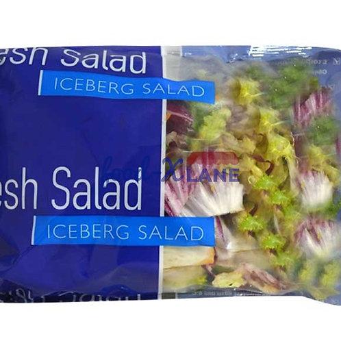 Eurofresh Iceberg Salad (iceberg.radichio.frisse.carrot) 200gr