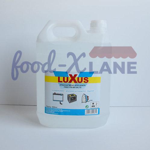 Luxus Distilled Water 4L