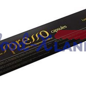 Buon Gusto Espresso Nero capsules 1x10sX50g